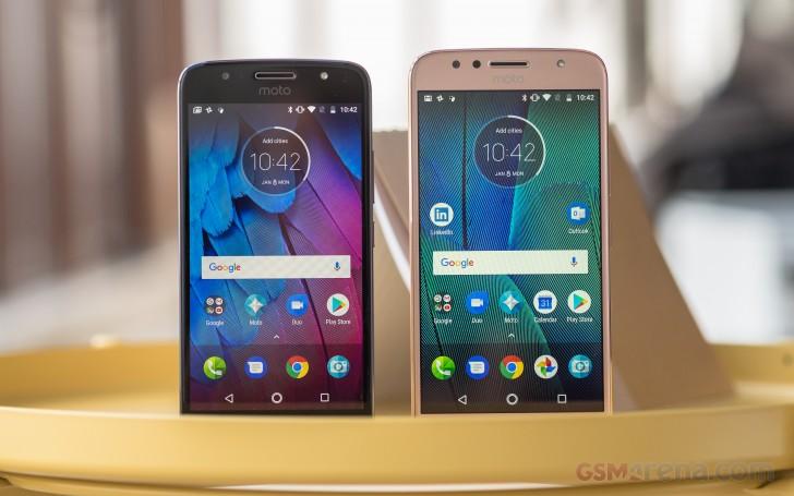 Motorola Moto G6 e E5 Chegando na Ásia