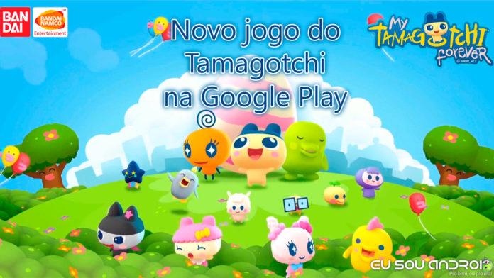 My Tamagotchi Forever Chegou à Google Play Store!