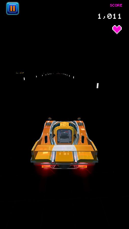 NightDriver - O Novo Jogo de Corrida da Atari para Android