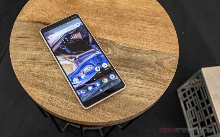 Nokia 1 e Nokia 7