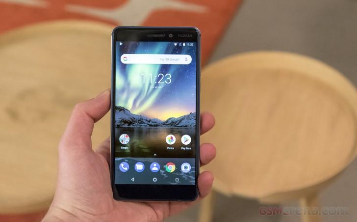 Nokia 6 de 4GB