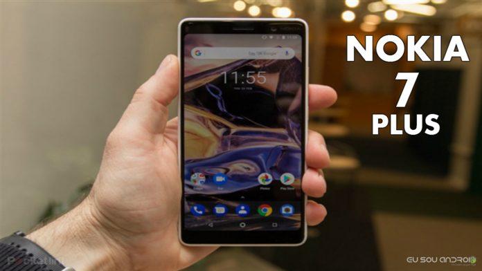 Nokia 7 Plus Zerou O Estoque Online
