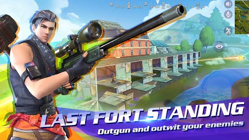 Novo Jogo ao Estilo Fortnite - FortCraft