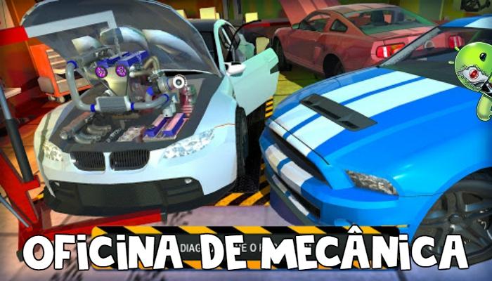 Oficina de Mecânica de Carros