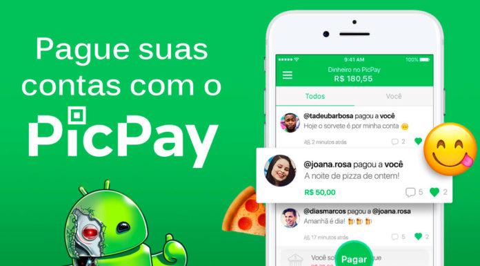 PicPay Agora Permite Pagar Contas Com o Cartão de Crédito