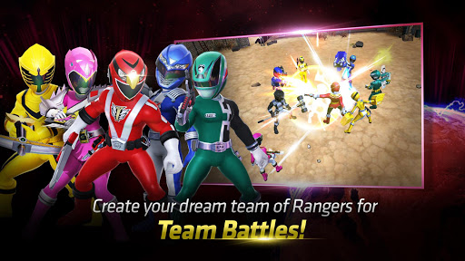 Power Rangers RPG
