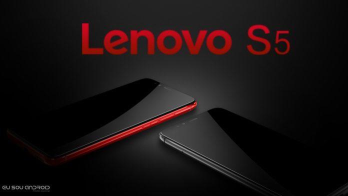 Lenovo S5 Lançado na China