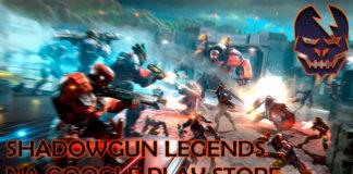 Shadowgun Legends Lançado na Google Play! Baixe Agora!