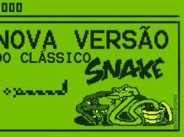 Snake On A String - A Nova Versão do Jogo da Cobrinha