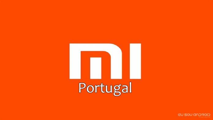 Xiaomi Chega em Portugal