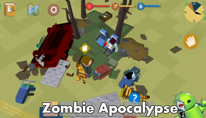 ZIC: Survivor — Zombie Apocalypse and Survival