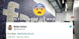 Quer que você delete sua conta do Facebook