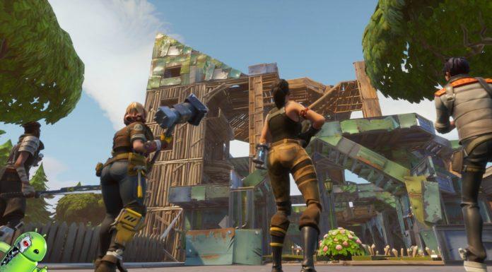 Fortnite Battle Royale chegará em breve para Android
