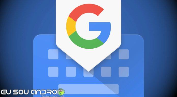 20 línguas no Google Gboard