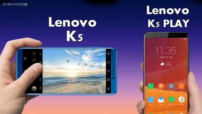 K5 e K5 Play