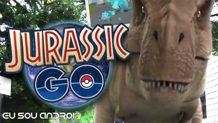 Jurassic World Alive oferecerá uma jogabilidade de Pokémon Go-style