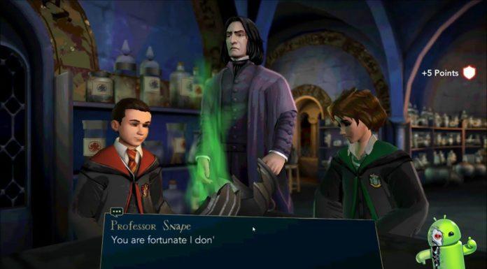 Novo Jogo de Harry Potter
