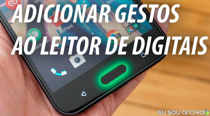 Aprenda a Usar Gestos no Sensor de Impressões Digitais do Seu Celular!