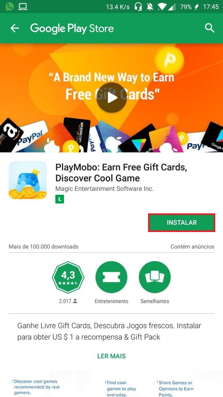 Como receber dinheiro jogando no celular