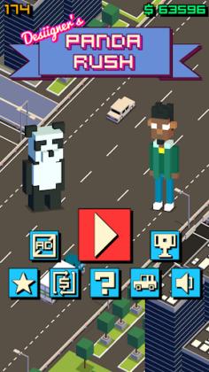 Desiigner's Panda Rush