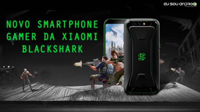 Este é o Smartphone Gamer da Xiaomi Conheça AGORA o BlackShark