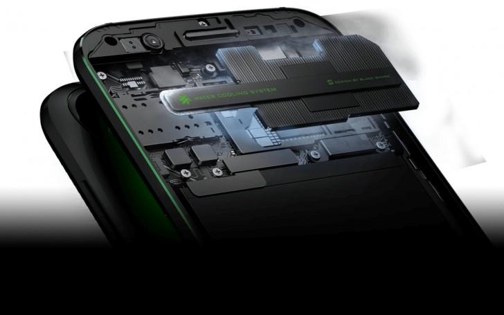 Este é o Smartphone Gamer da Xiaomi Conheça AGORA o BlackShark eu sou android (2)