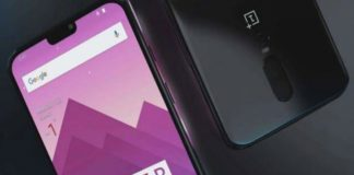 Estreia global do OnePlus 6