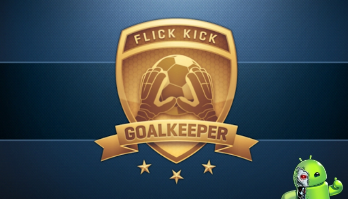 Flick Kick Goalkeeper
