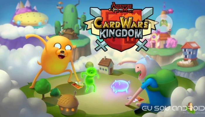 Guerra de Cartas O Reino