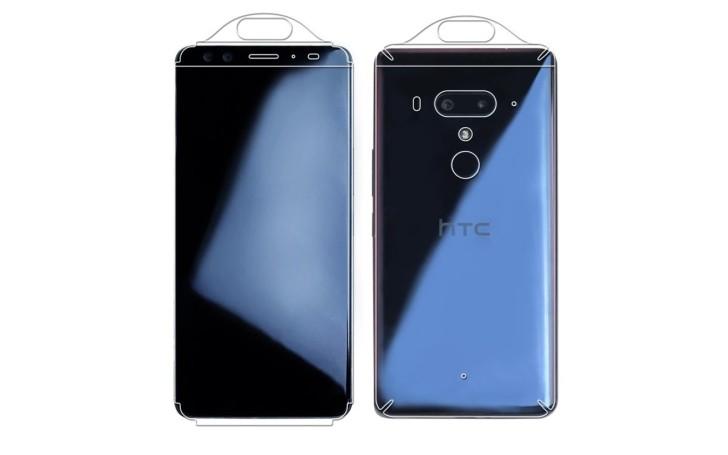 HTC U12+ Aparece com QUATRO Câmeras Em Design de Case (2)