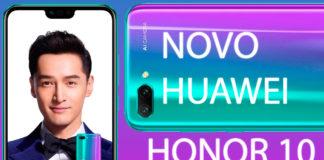 Honor 10 Revelado Com Câmera e Processador Dedicados à Inteligência Artificial