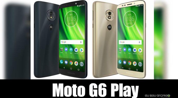 Moto G6 Play, Moto G6 e Moto G6 Plus Aparecem em Todas as Cores