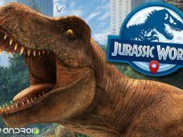 Jurassic World Alive entra em pré-registro
