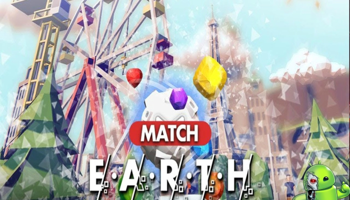 MATCH EARTH - Age of jewels