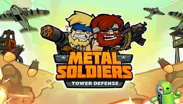 Metal Soldiers TD: Tower Defense