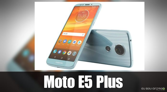 Moto E5 Plus Apareceu