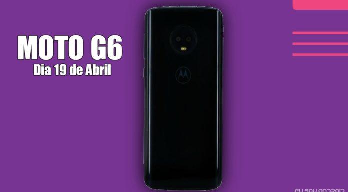 Série Moto G6