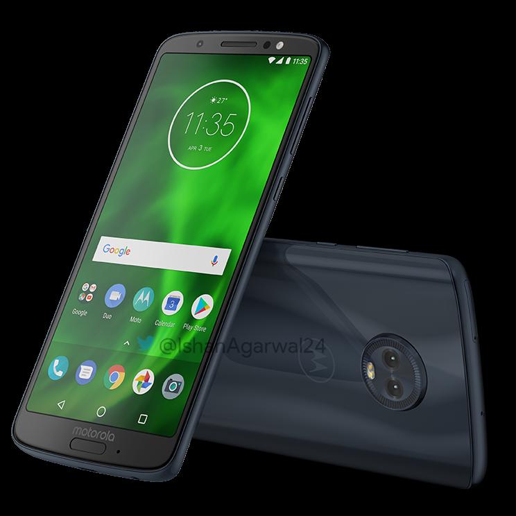 Moto G6 Play, Moto G6 e Moto G6 Plus