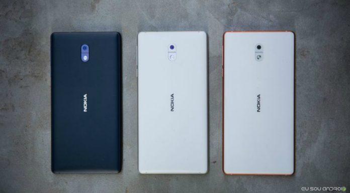 Nokia 3 agora