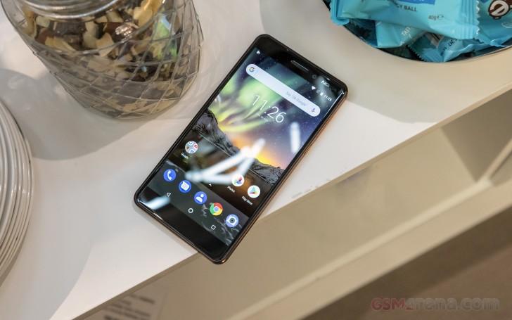 Nokia 8 Sirocco, Nokia 7 Plus e Nokia 6 2018