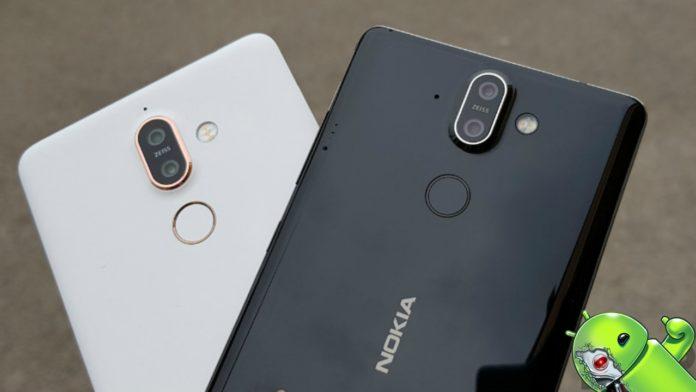 Nokia 8 Sirocco e Nokia 7 Plus