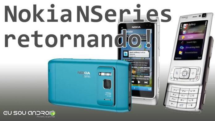 Nokia Vai Reviver a Série N de Smartphones