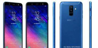 Novo Samsung Galaxy A6 Plus