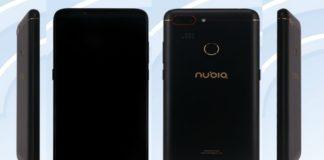 Nubia NX617J