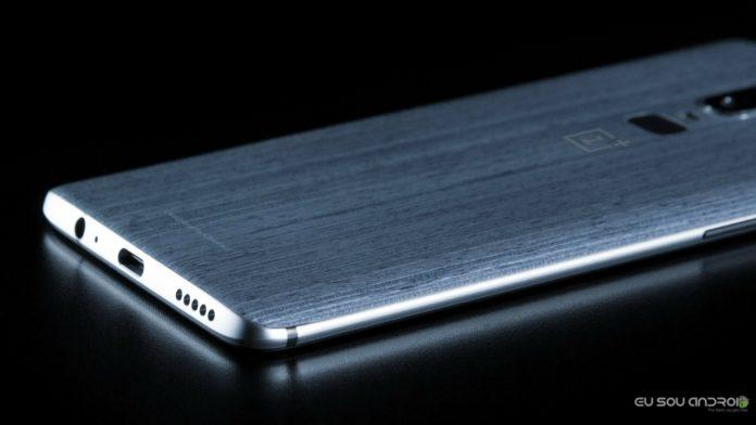 OnePlus 6 Virá com 8GB de RAM e 256GB de armazenamento