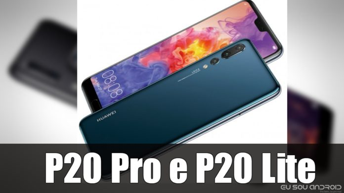P20 Pro e P20 Lite