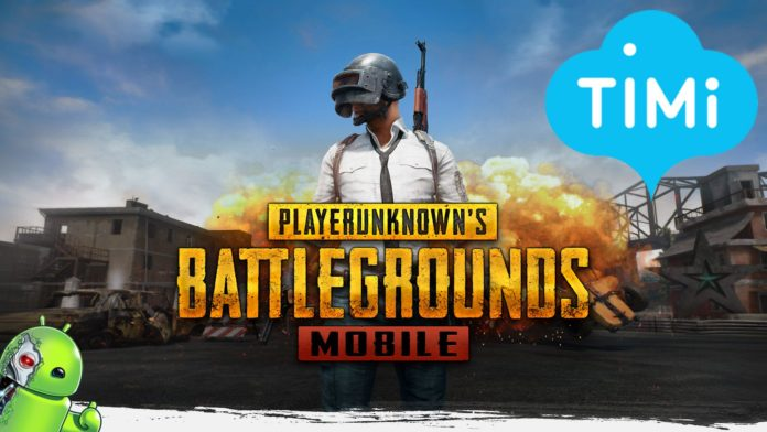 Download PUBG Mobile TIMI OFICIAL ATUALIZADO