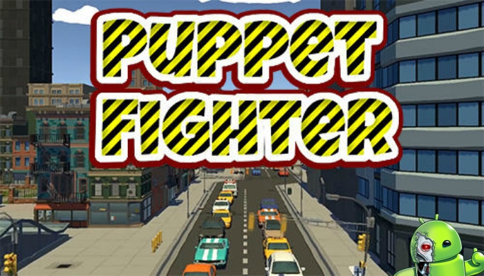 Puppet Fighter: 2 Players Ragdoll Arcade