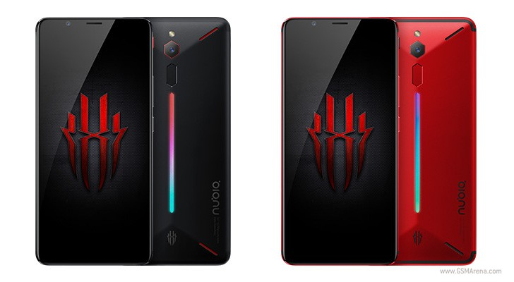 Red Magic Smartphone Gamer