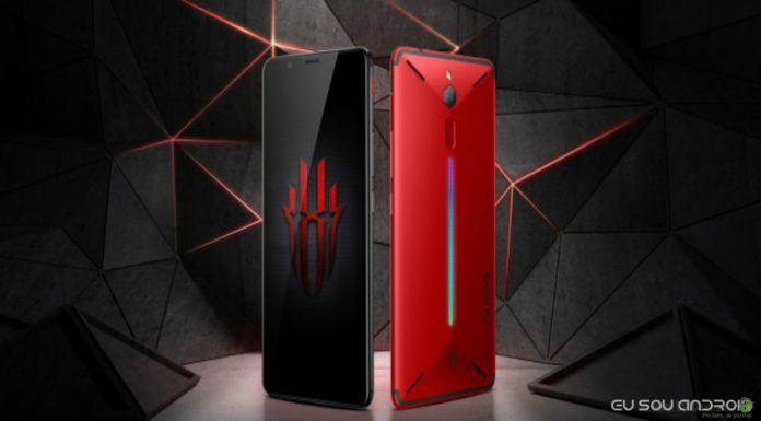 Red Magic Smartphone Gamer da Nubia!